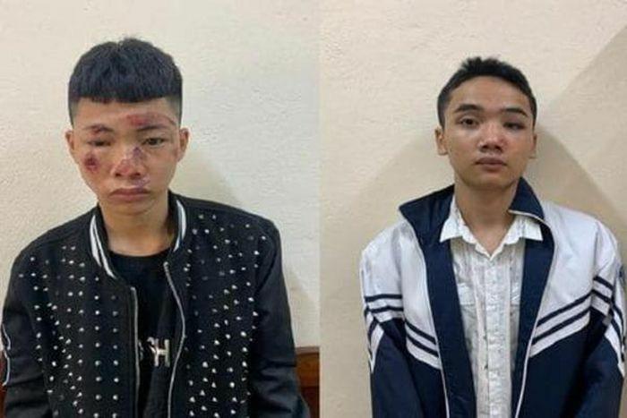 Hai thiếu niên tông gãy chân, tay CSGT ở Vĩnh Phúc bị khởi tố