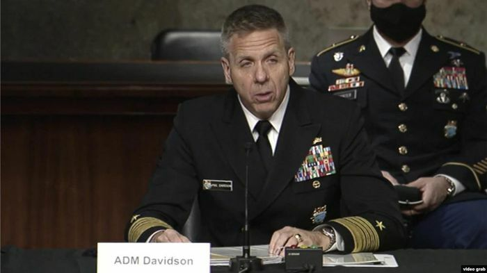 Tư lệnh USINDOPACOM: Mỹ cần chuẩn bị sẵn sàng để chiến đấu và giành chiến thắng trước Trung Quốc