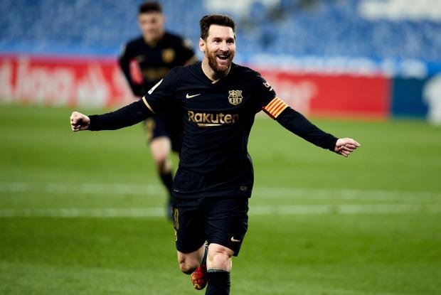 Messi sắp ký hợp đồng mới với Barcelona