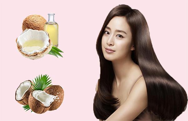 6 cách ủ tóc bằng dầu dừa giúp tóc nhanh dài bóng mượt