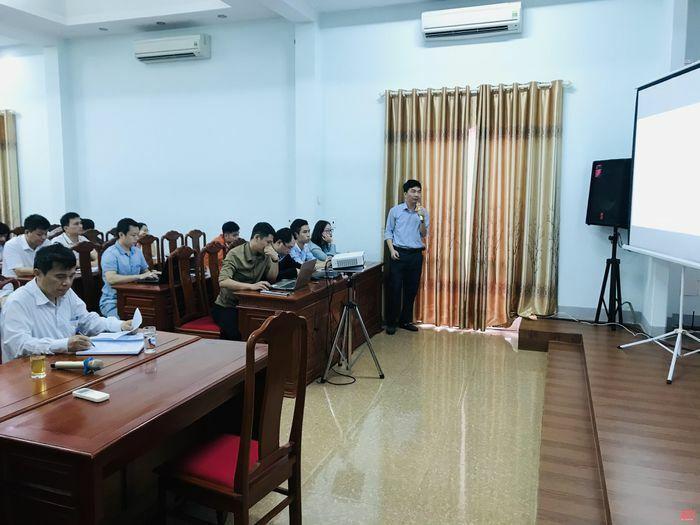 Tập huấn cài đặt, sử dụng VssID – BHXH số cho cán bộ, nhân viên Bưu Điện tỉnh Thanh Hóa