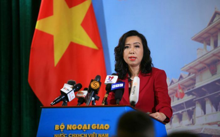 Việt Nam lên tiếng trước việc nhiều tàu Trung Quốc hoạt động tại Bãi Ba Đầu, quần đảo Trường Sa