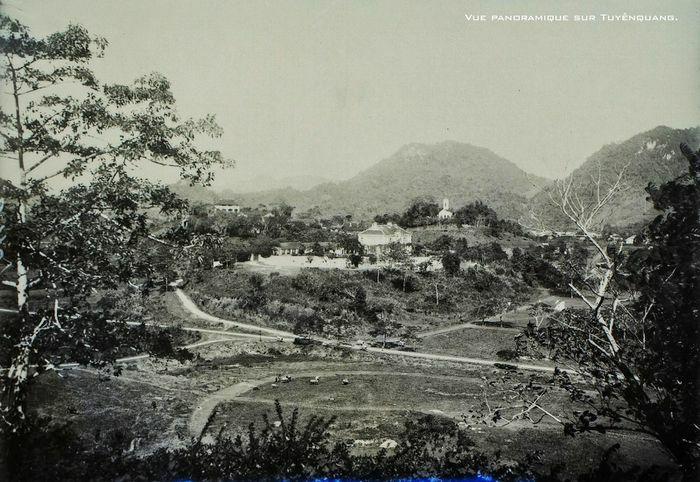 Ảnh để đời về vùng đất Tuyên Quang thập niên 1920