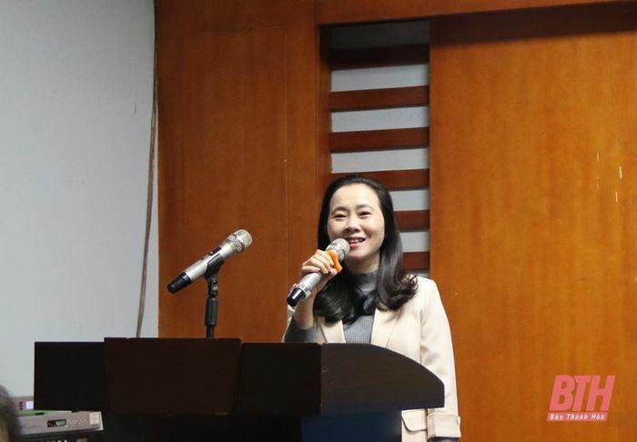 Hội LHPN Thanh Hóa bồi dưỡng nghiệp vụ công tác hội cho chi hội trưởng phụ nữ