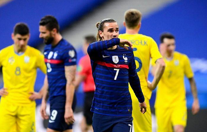 Kết quả vòng loại World Cup: Nhà vô địch chia điểm, BĐN thắng nhọc