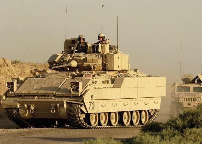 Xe chiến đấu được trang bị cho Bộ binh NATO và Nga, ai hơn ai?