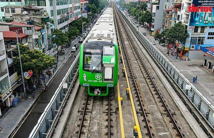 Đường sắt đô thị Cát Linh – Hà Đông: Khẩn trương cho công đoạn cuối cùng
