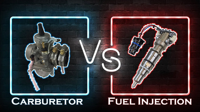 So sánh ưu nhược điểm của phun xăng điện tử và chế hòa khí trên xe máy
