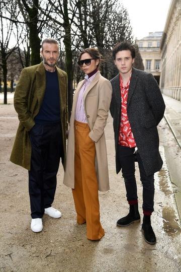 Victoria Beckham tự hào về quý tử