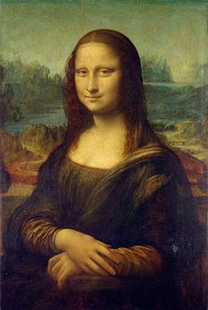 Bí mật về thân phận thật của nàng Mona Lisa