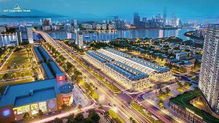 Đất Xanh Miền Trung khởi công shophouse siêu sang ở Đà Nẵng