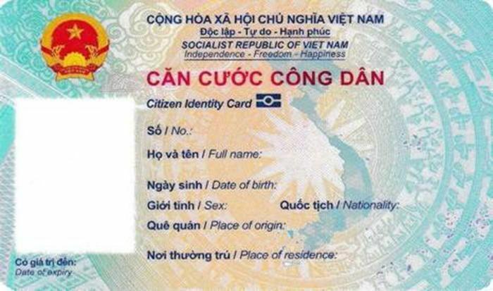 Khi làm CCCD gắn chip có bị thu lại thẻ mã vạch đã cấp?