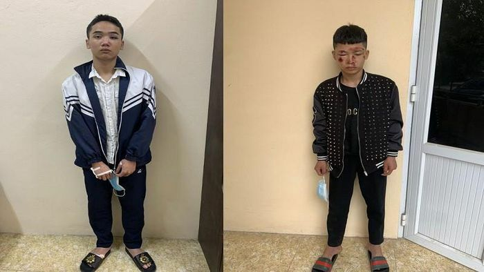 """Vụ đâm gãy tay, chân Thượng úy CSGT: 2 thanh niên """"thông chốt"""" bị khởi tố"""