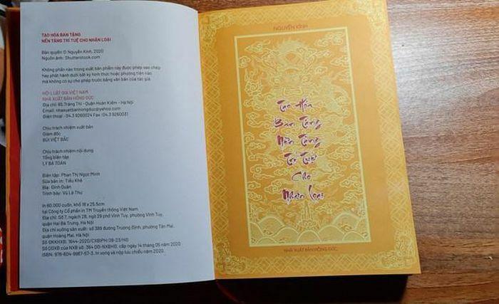 """Đình chỉ phát hành cuốn sách được gọi là """"Pháp bảo"""" của CLB Tình Người"""