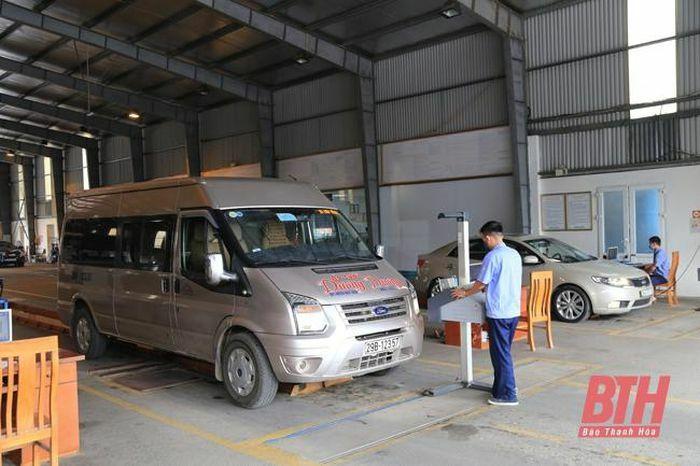 Trung tâm Đăng kiểm xe cơ giới Miền Trung nâng cao chất lượng kiểm định