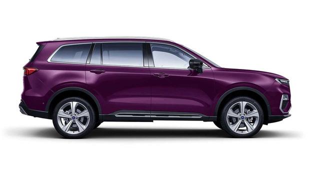 """Ra mắt Ford Equator 2021 – SUV 7 chỗ to ngang Everest có nội thất sang xịn như """"Mẹc"""""""