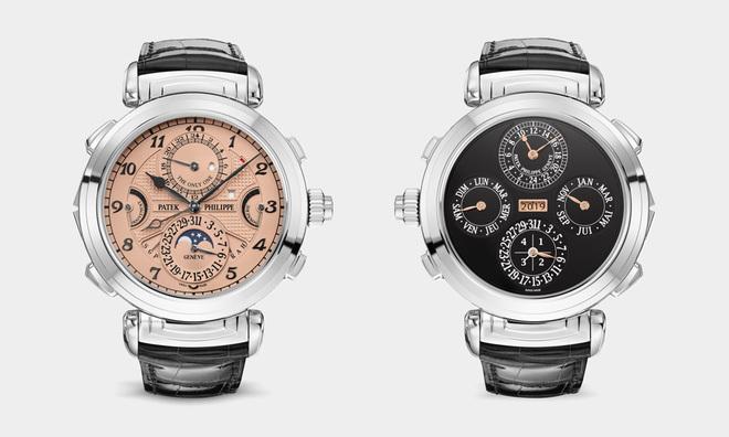 """""""Mổ xẻ"""" chiếc đồng hồ đắt nhất thế giới: Phiên bản độc nhất vô nhị, sở hữu """"sương sương"""" 6 bằng sáng chế, giá 714 tỉ"""