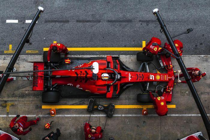 Thương hiệu Richard Mille bắt tay đội đua F1 Scuderia Ferrari