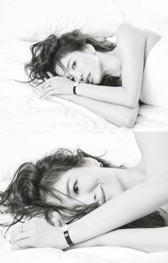 Style sao Hàn: Song Hye Kyo leo top 1 tìm kiếm chỉ với ảnh hậu trường