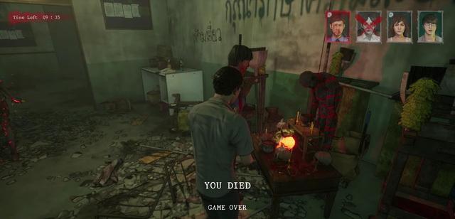 Home Sweet Home: Survive – Tựa game niệm chú online diệt trừ ma quỷ