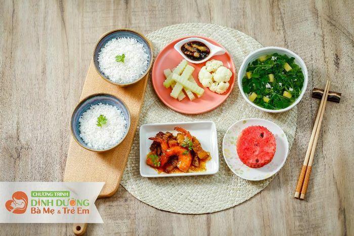 Giải tỏa nỗi lo về dinh dưỡng cho các mẹ bầu với phần mềm xây dựng thực đơn từ Ajinomoto
