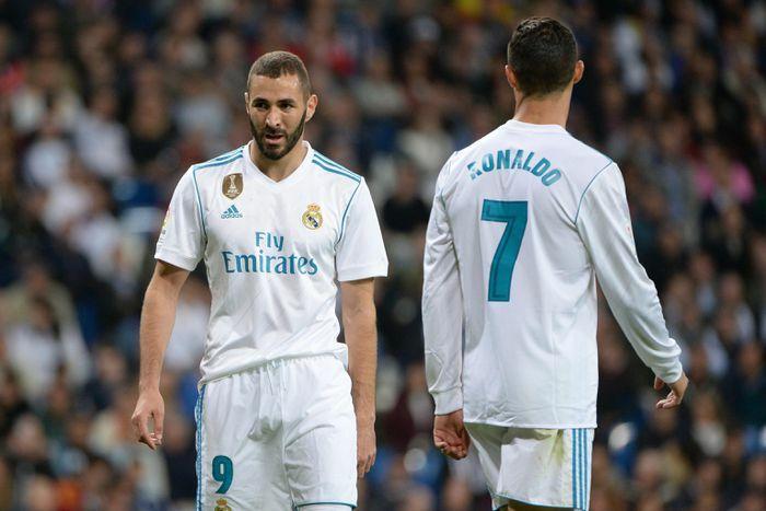 Benzema không còn sống dưới bóng Ronaldo