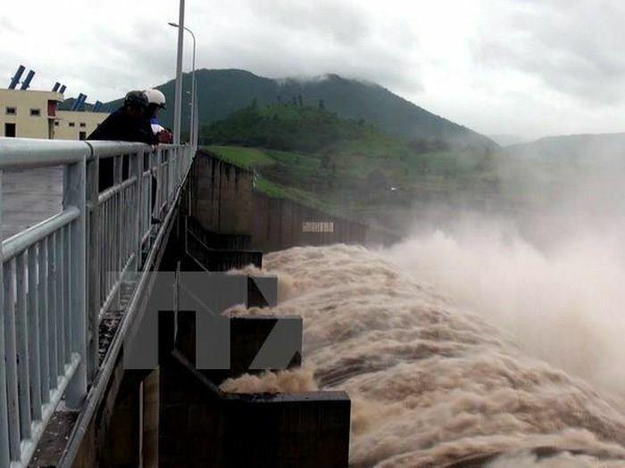 Cảnh báo nguy cơ vỡ đập ở dự án hồ chứa nước Ia Rtô