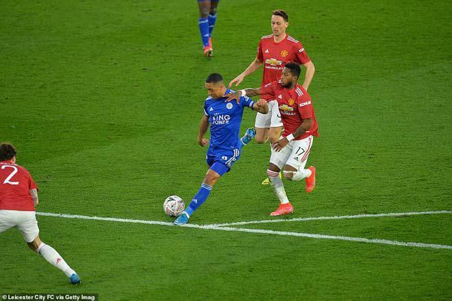 MU thua Leicester, mất FA Cup: Solskjaer đánh rơi 8 cúp, cuối mùa dễ trắng tay