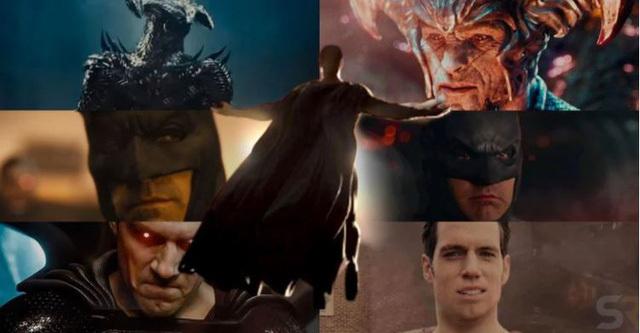 Những khác biệt lớn nhất giữa Snyder Cut và Justice League 2017, thế mới thấy vì sao fan lại mê bản vừa ra mắt đến vậy