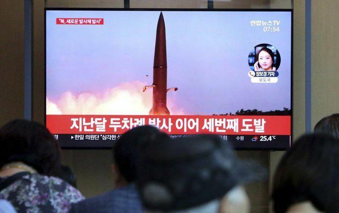 Triều Tiên có thể vừa bắn tên lửa đạn đạo