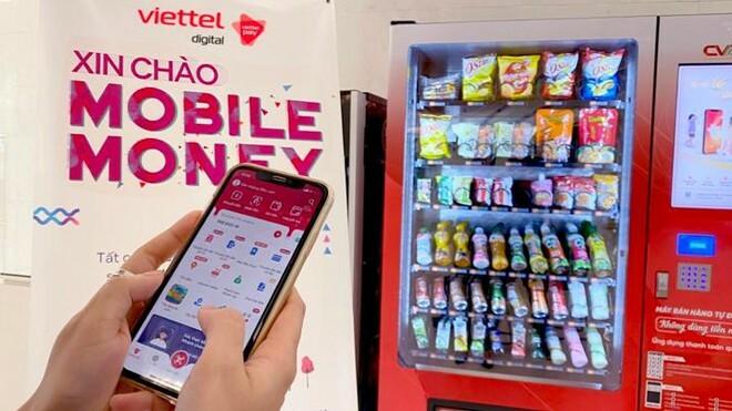"""Nhà mạng """"chạy đua"""" triển khai Mobile Money"""