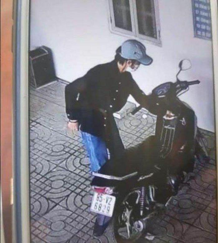 Bắt kẻ ăn cắp xe ở Bà Rịa – Vũng Tàu mang về Bình Thuận cất giấu