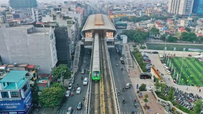 Bắt đầu quy trình bàn giao dự án đường sắt Cát Linh – Hà Đông nhưng tàu chưa thể chạy thương mại