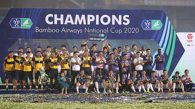 Thành quả của bóng đá Việt!