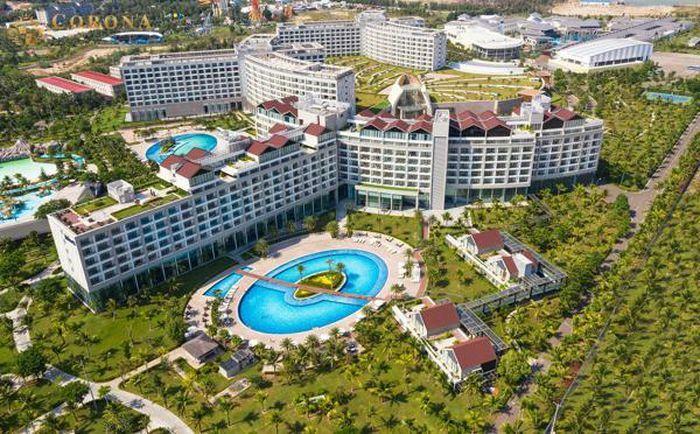 Loạt tiện ích đẳng cấp của resort sang chảnh ở Phú Quốc