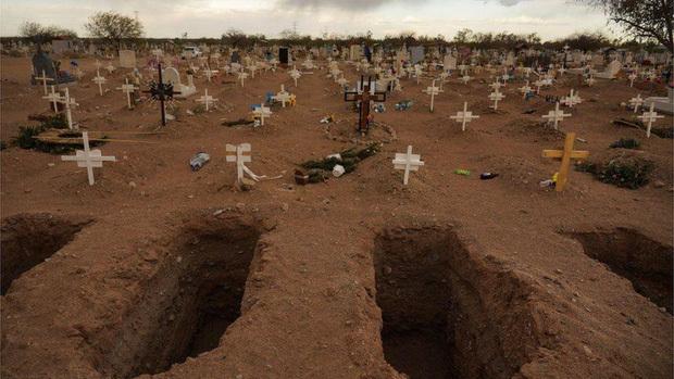Mexico: Số ca tử vong do COVID-19 sau điều chỉnh… tăng 60%