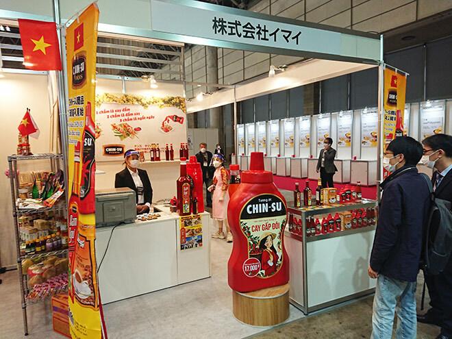 Tương ớt Chin-Su khẳng định chất lượng sau gần 2 năm chinh phục thị trường Nhật Bản