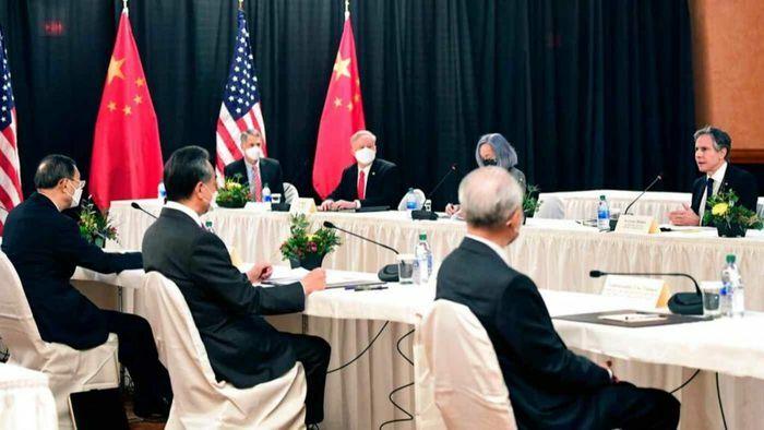 Ba khía cạnh Mỹ – Trung có thể hợp tác sau cuộc gặp ở Alaska