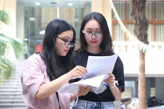 Đại học kiến nghị tăng độ phân hóa đề thi tốt nghiệp THPT năm 2021