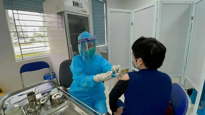 12 địa phương đã tiêm vaccine Covid-19 AstraZeneca