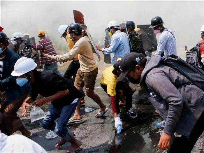 Mỹ cấp quyền cư trú hợp pháp tạm thời cho công dân Myanmar