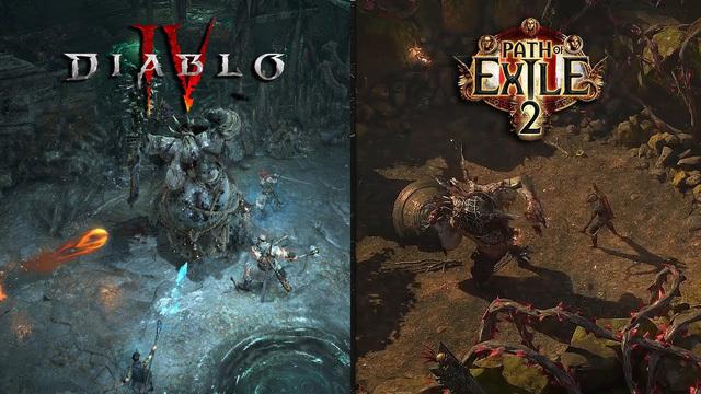 Diablo IV và Path of Exile 2, game nào hay hơn?