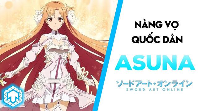 """Siêu phẩm anime Sword Art Online Progressive sẽ phá vỡ hình tượng """"người vợ quốc dân"""" của Asuna"""