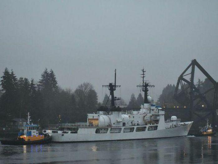Mỹ sẽ bàn giao tàu tuần tra lớp Hamilton cuối cùng cho Việt Nam?