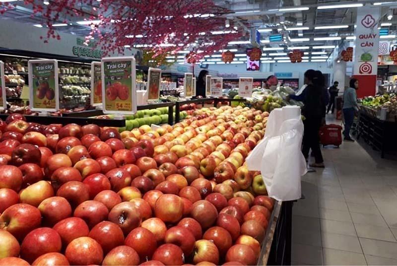 Bỏ 6.000 tỷ nhập trái cây ngoại: Hàng vip đổ bộ chợ Việt giá siêu rẻ