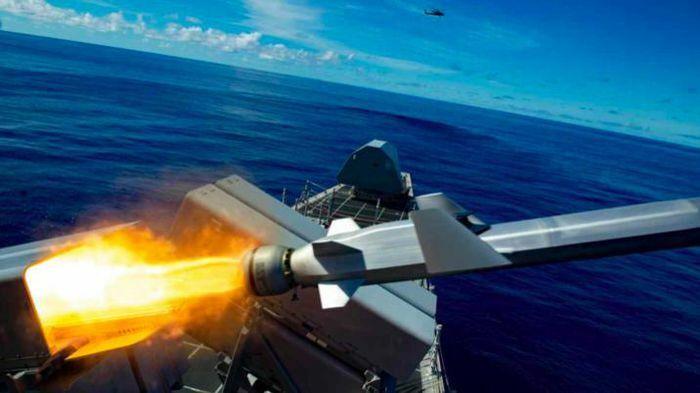 Mỹ tính lập mạng lưới tên lửa chặn lối ra biển của Trung Quốc