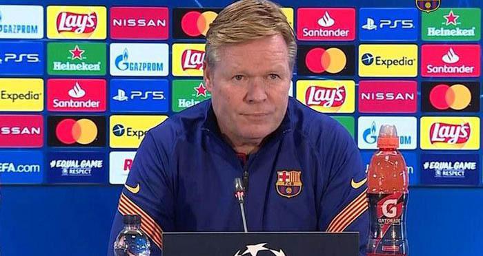 """Koeman: """"Messi không nên hoài nghi tương lai của Barca"""""""
