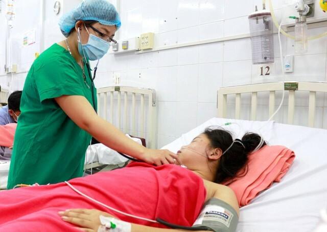 Báo động đỏ cứu cô gái 20 tuổi gặp biến chứng thai nghén nguy hiểm hiếm gặp