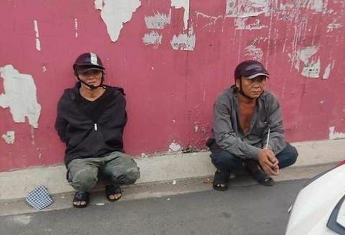 Thanh niên nhiễm HIV rủ đồng bọn đi trộm tài sản, bị hình sự bắt tại trận