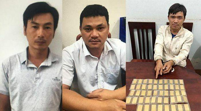 Khởi tố bắt giam 3 đối tượng trộm 80 cây vàng trên xe khách